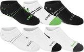 Asics Lil Runner No Show Kids Running Socks 8115638