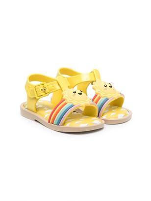 Mini Melissa Sun Jelly Sandals