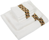 Lido Orange/Brown Towel