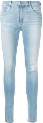 AG Jeans Farrah skinny-fit jeans