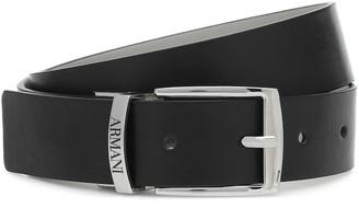 Emporio Armani Kids Leather belt