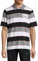 Ecko Unlimited Unltd Short Sleeve Jersey Polo Shirt