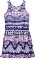 Epic Threads Boho Lace-Trim Dress, Big Girls (7-16), Created for Macy's