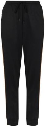 The Upside Kodi metallic track pants