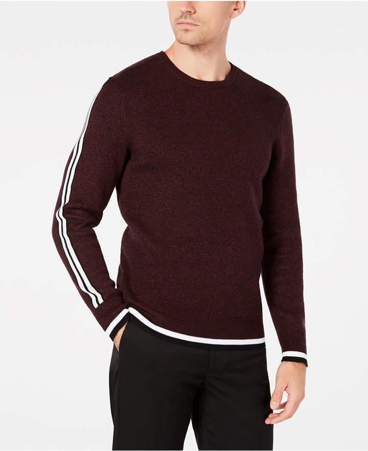 INC International Concepts I.n.c. Men Stripe Sweater