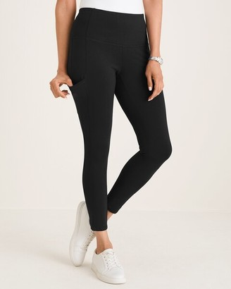 Zenergy So Slimming Side-Pocket Ankle Leggings