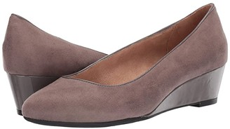 LifeStride Hadley (Grey) Women's Shoes