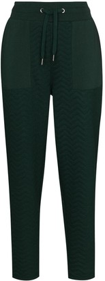 Sweaty Betty Ramble quilted track pants