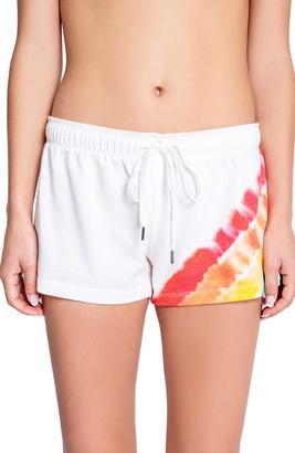 PJ Salvage Luv Rules Pajama Shorts