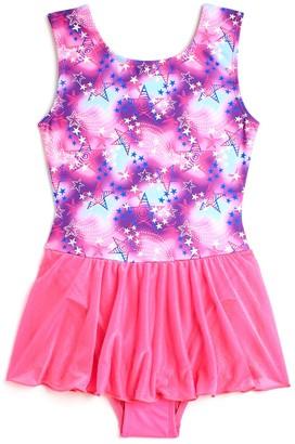 Jacques Moret Girls 4-14 Tie Dye Stars Skirtall