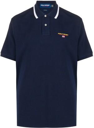 Polo Ralph Lauren Sport Embroidered-Logo Polo Shirt