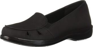 Easy Street Shoes Women's Julie Comfort Slip on Casual Ballet Flat