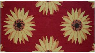 Sole Comfort By Geo Sunflower Rug, 20x36