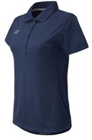 New Balance Women's TMWT706 Performance Tech Polo Shirt