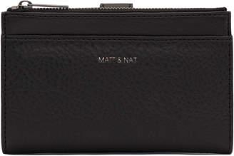 Dwell Matt & NatMatt & Nat MOTIVSM Small Wallet - Black