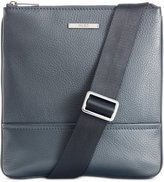 HUGO BOSS Men's Leather Element Pouch