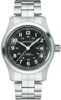 Hamilton Khaki Field Stainless Steel Bracelet Watch