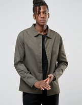ONLY & SONS Light Weight Jacket with Concealed Placket