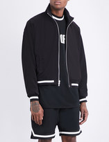 Fear Of God Fifth Collection funnel-neck jersey jacket