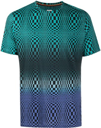 Paul Smith Optical Illusion T-Shirt