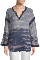 YFB Clothing Women's Siesta Tie Dye Tunic