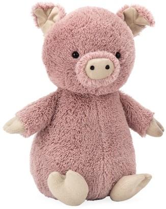 Jellycat Peanut Pig Plush Toy