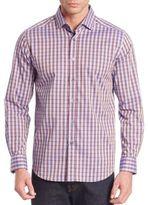 Robert Graham Corin Casual Button-Down Shirt