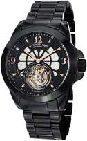 Stuhrling Original Men's 475.33OB41 Tourbillon Specter Limited Edition Mechanical Ceramic Watch