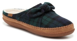 Toms Ivy Bow Scuff Slipper