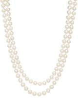 Pearls 14K 6-6.5Mm Freshwater Pearl 36In Necklace