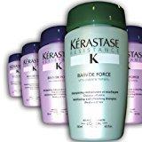Kérastase Resistance Bain Force Shampoo, 8.5 oz