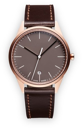 Uniform Wares C36 Date watch
