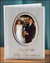 Gifts by Lulee My First Holy Communion Unisex Photo Book