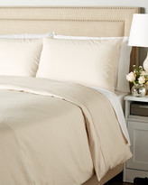 Barbara Barry Simplicity Stitch Duvet Collection