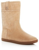 Tory Burch Alana Quilted Boots