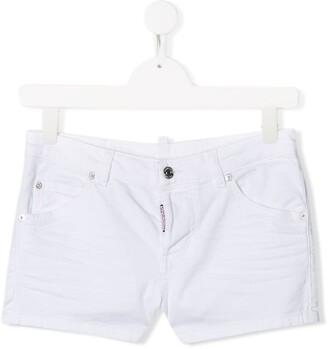 DSQUARED2 TEEN denim shorts