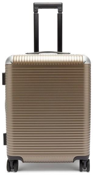 FPM Milano Bank Light Spinner 55 Cabin Suitcase - Beige
