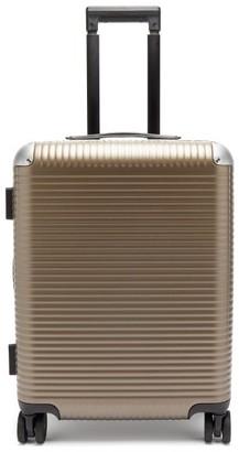 BEIGE Fabbrica Pelletterie Milano - Bank Light Spinner 55 Cabin Suitcase - Mens
