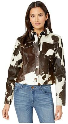 Double D Ranchwear Udderly Fabulous Jacket (Print) Women's Clothing