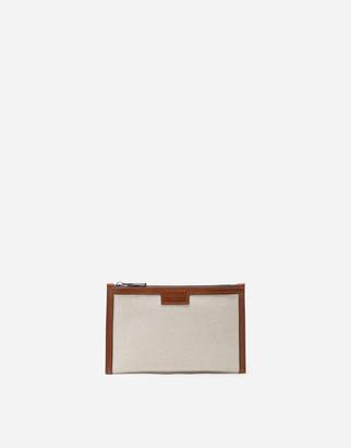 Dolce & Gabbana Fabric Edge Belt Bag