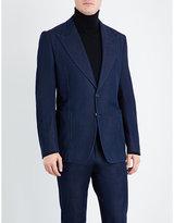 Tom Ford Single-breasted denim jacket