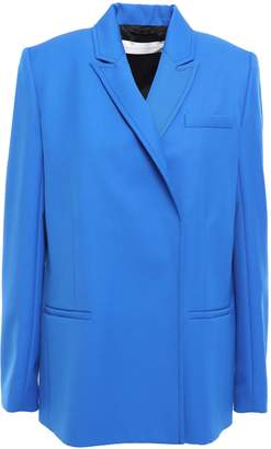 Victoria Victoria Beckham Victoria, Victoria Beckham Double-breasted Wool-twill Blazer