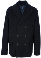 Pal Zileri double breasted wool coat