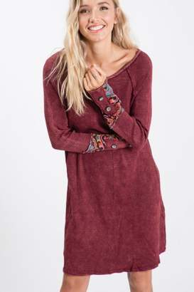 Hailey & Co Mineral Washed Dress