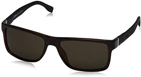 HUGO BOSS BOSS by Men's B0919s B0919S Rectangular Sunglasses