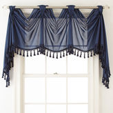 Royal Velvet Plaza Thermal Interlined Rod-Pocket Victory Valance