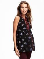 Old Navy Maternity Embroidered Lightweight Top
