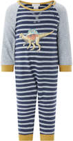 Monsoon Newborn Graphic Dinosaur Sleepsuit