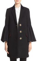Burberry Women's Samborne Juliet Sleeve Jacket