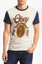 Obey '77 Brewski' T-Shirt